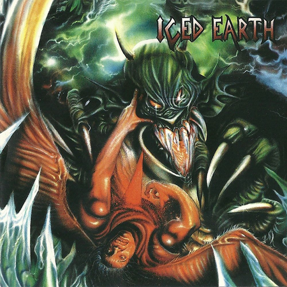 Iced Earth - Iced Earth (30th Ann. Remastered from original masters Limited Edition Digipak) - CD - New