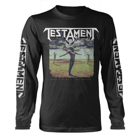 Testament - Practice What You Preach Black Long Sleeve Shirt
