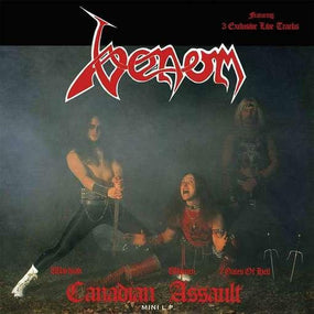 Venom - Canadian Assault (2017 reissue) - Vinyl - New