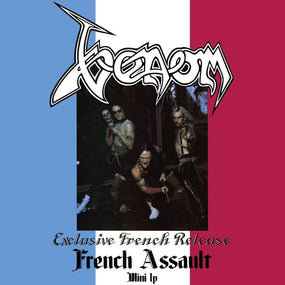 Venom - French Assault (2017 reissue) - Vinyl - New