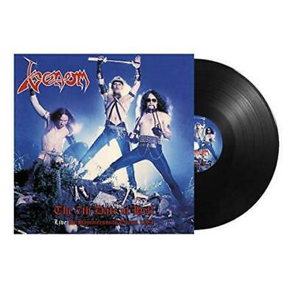 Venom - 7th Date Of Hell, The - Live At Hammersmith Odeon 1984 (2020 gatefold reissue) - Vinyl - New