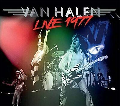 Van Halen - Live 1977 (Ltd. Numbered Ed. 180g Red Vinyl) - Vinyl - New