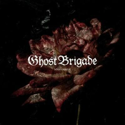 Ghost Brigade - MMV-MMXX (Guided By Fire/Isolation Songs/Until Fear No Longer Defines Us/IV - One With The Storm) (4CD Box Set) - CD - New