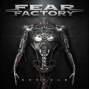 Fear Factory - Genexus (Aust.) - CD - New
