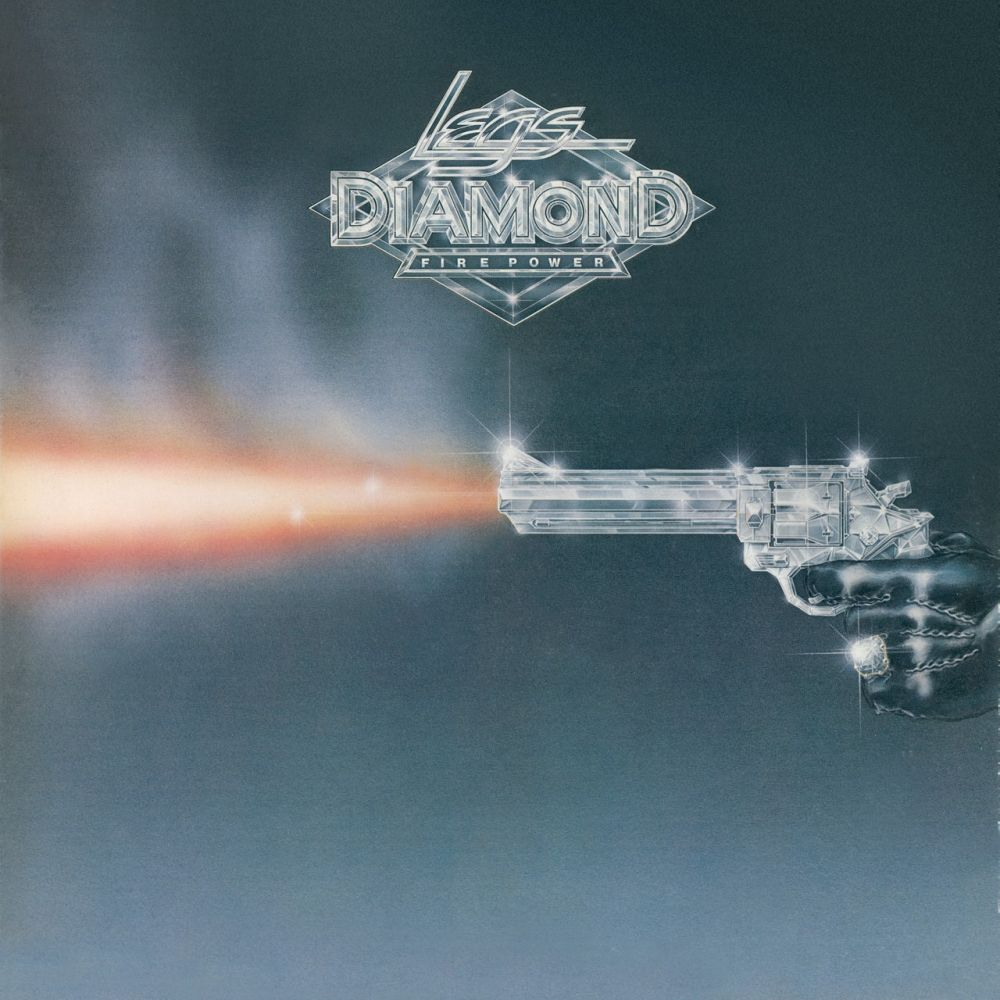 Legs Diamond - Fire Power (Rock Candy rem.) - CD - New