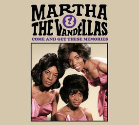 Martha And The Vandellas - Come And Get These Memories (20 Greatest Hits) - Vinyl - New