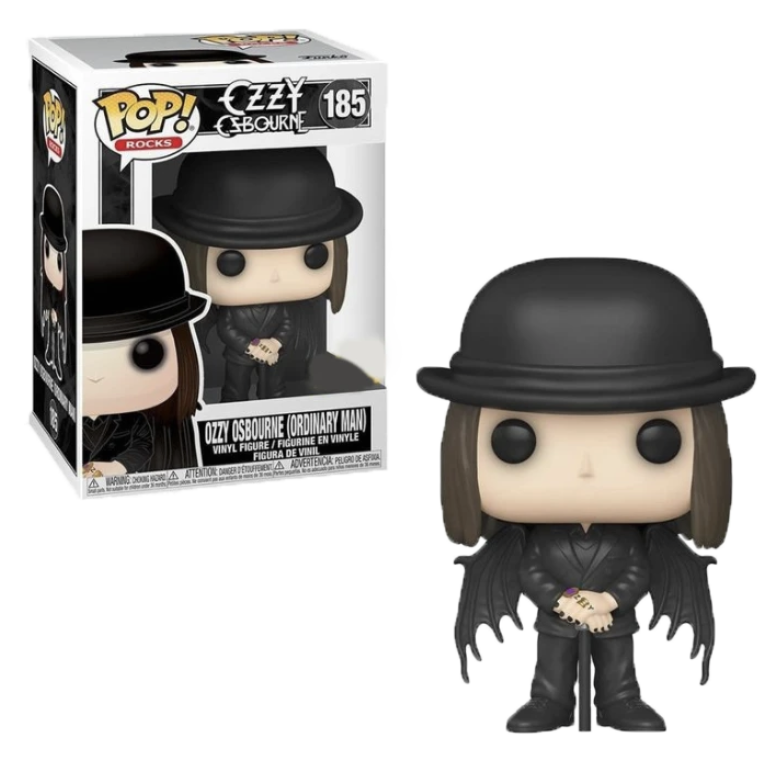 Ozzy Osbourne - Ordinary Man US Exclusive Pop! Vinyl