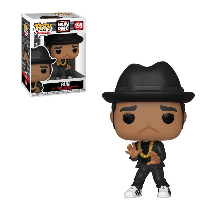 Run DMC - Run Pop! Vinyl
