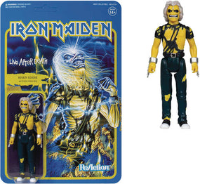 Iron Maiden - Live After Death 3.75 inch Super7 ReAction Figure