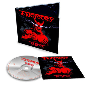 Ektomorf - Reborn (digi.) - CD - New