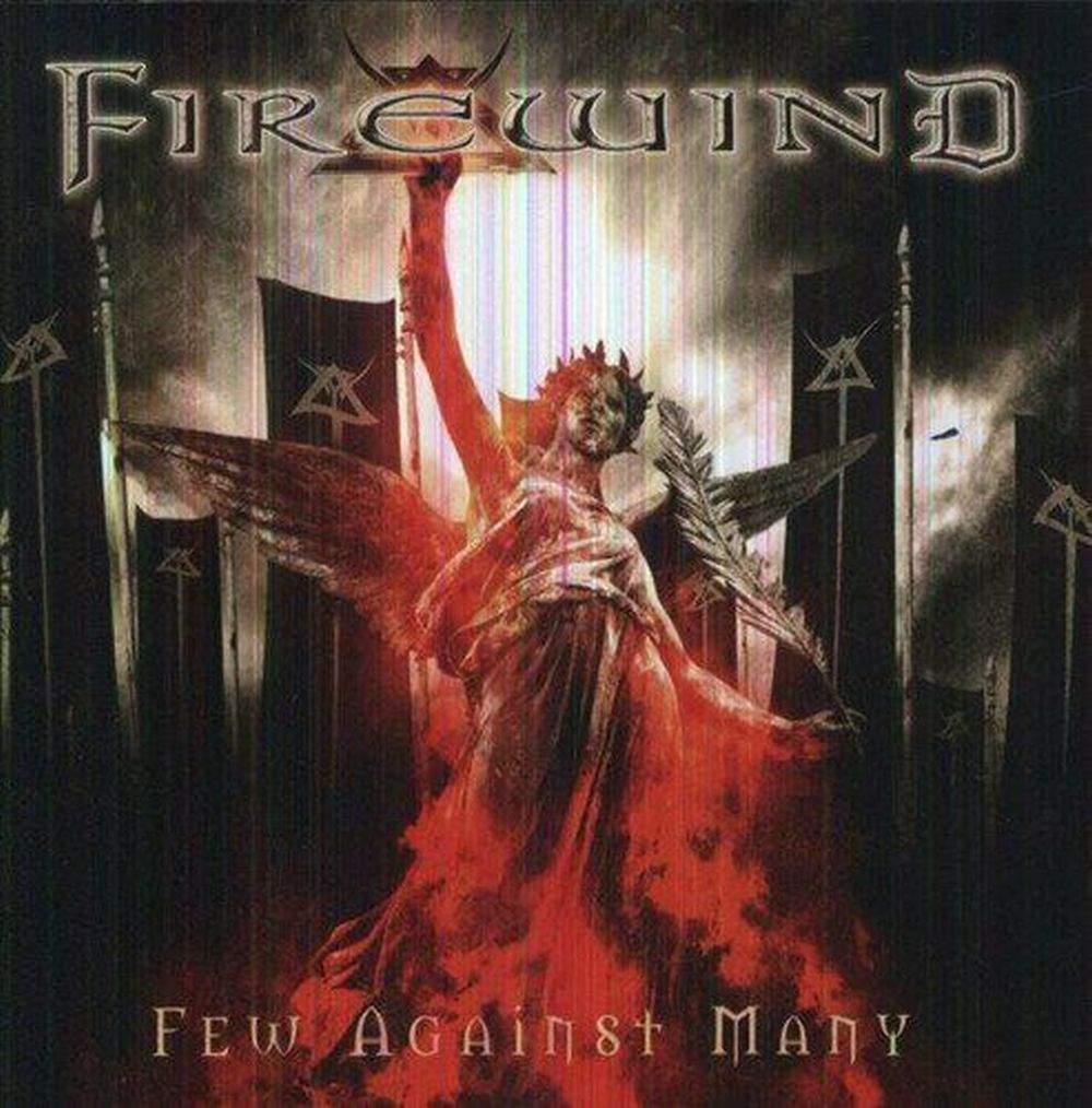 Firewind - Few Against Many - CD - New