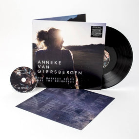 Van Giersbergen, Anneke - Darkest Skies Are The Brightest, The (180g gatefold w. bonus CD) - Vinyl - New