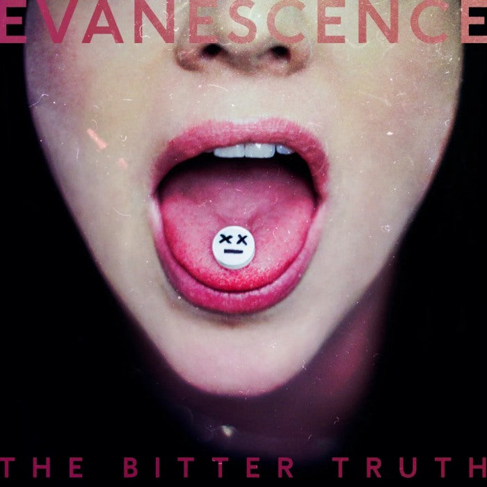 Evanescence - Bitter Truth, The - CD - New - PRE-ORDER