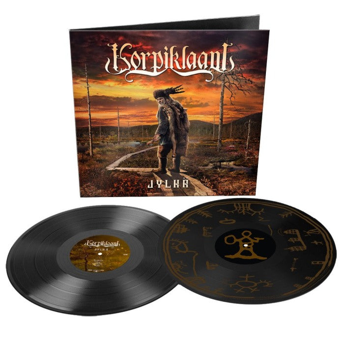 Korpiklaani - Jylha (Ltd. Ed. 2LP gatefold) - Vinyl - New