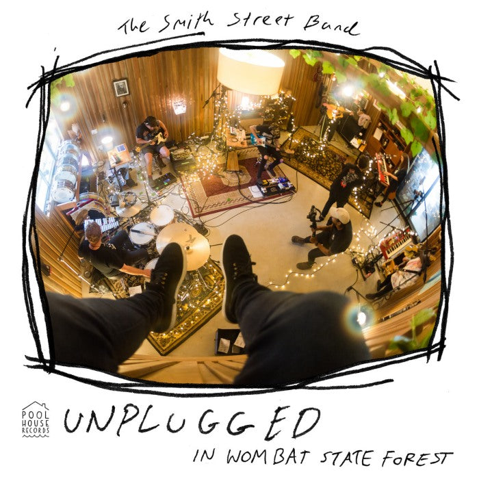 Smith Street Band - Unplugged In Wombat State Forest - Vinyl - New - PRE-ORDER