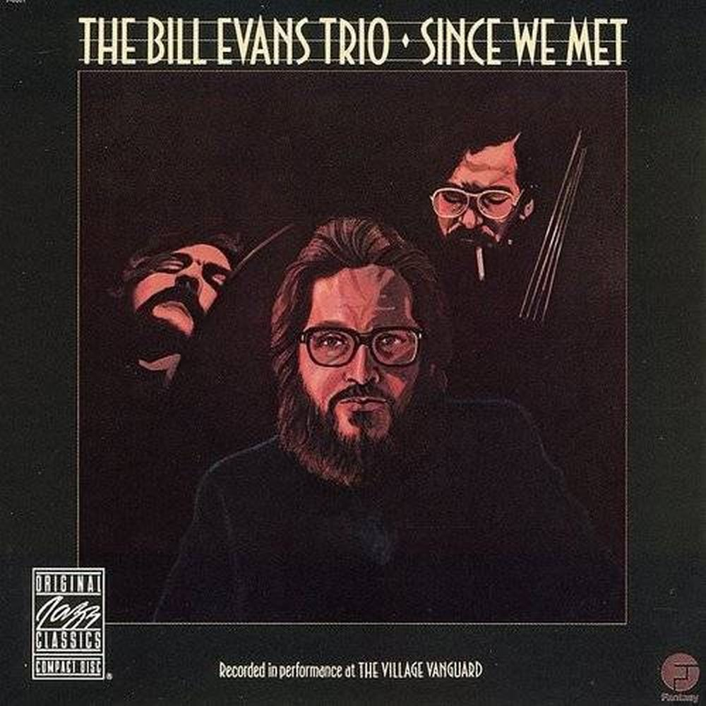 Evans, Bill Trio - Since We Met - CD - New