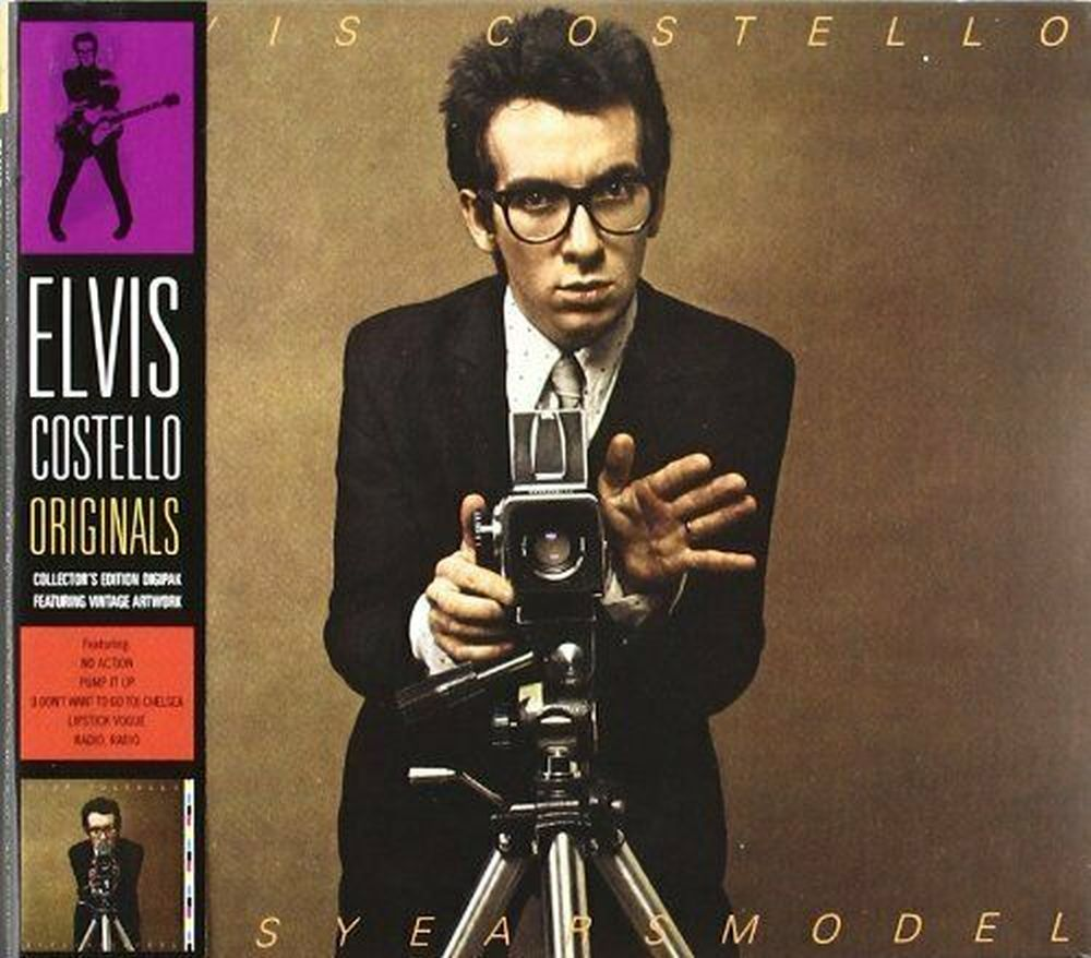 Costello, Elvis - This Year's Model (Coll. Ed. digi.) - CD - New