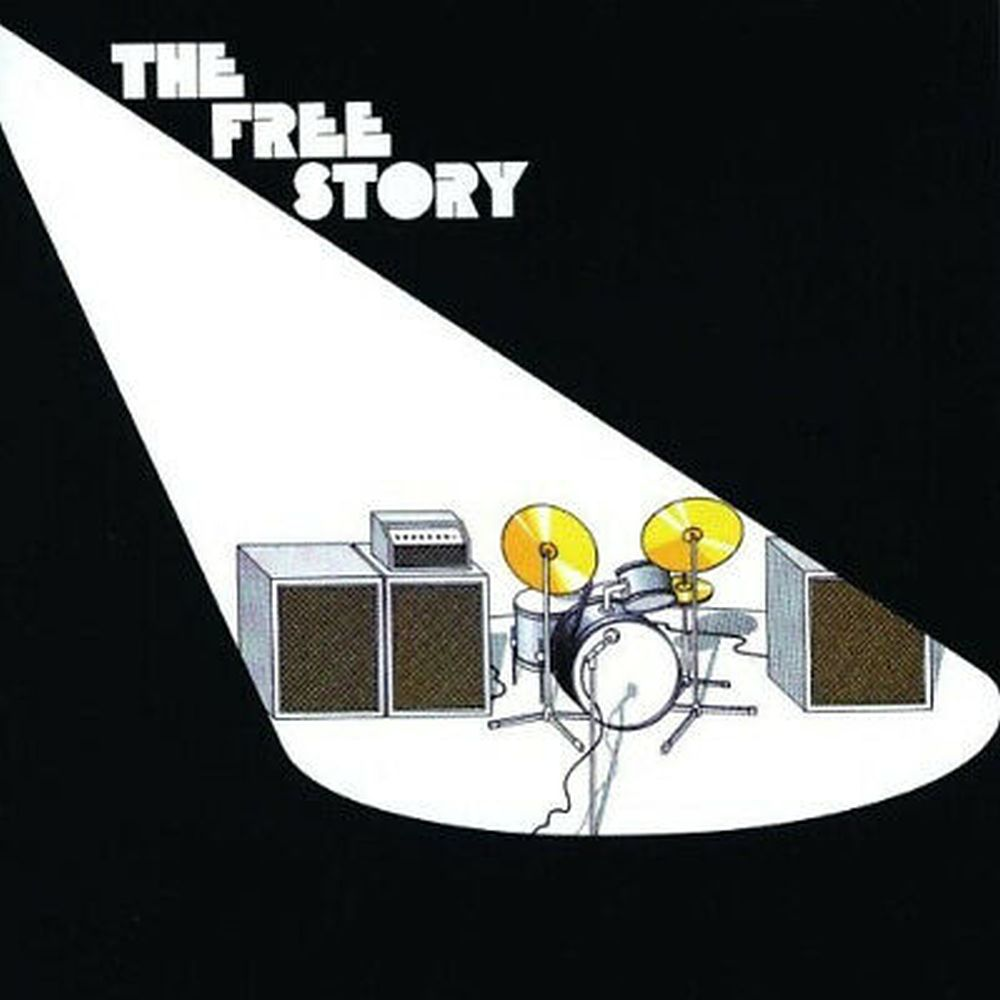 Free - Free Story, The (2016 reissue) - CD - New