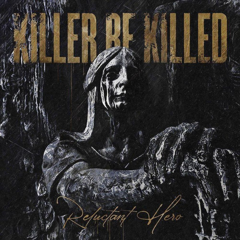 Killer Be Killed - Reluctant Hero (Ltd. Ed. Aust. Exclusive 2LP White/Gold Splatter Vinyl gatefold) - Vinyl - New