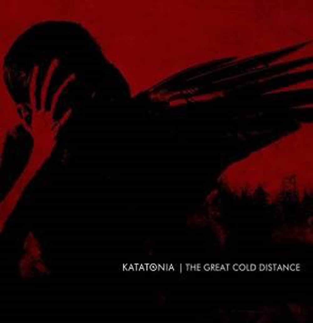 Katatonia - Great Cold Distance, The (10th Ann. 2017 2LP gatefold reissue) - Vinyl - New
