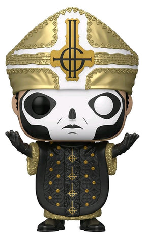 Ghost - Papa Emeritus III (Metallic US Exclusive) Pop! Vinyl