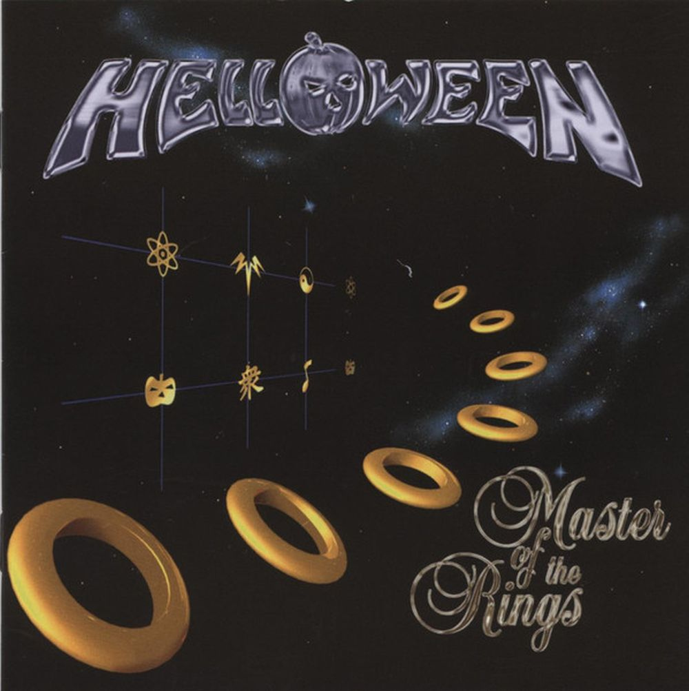 Helloween - Master Of The Rings - CD - New