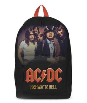 ACDC - Back Pack (Highway To Hell) 38cmx48cm