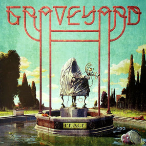 Graveyard - Peace (Ltd. Ed. Black Vinyl gatefold) - Vinyl - New