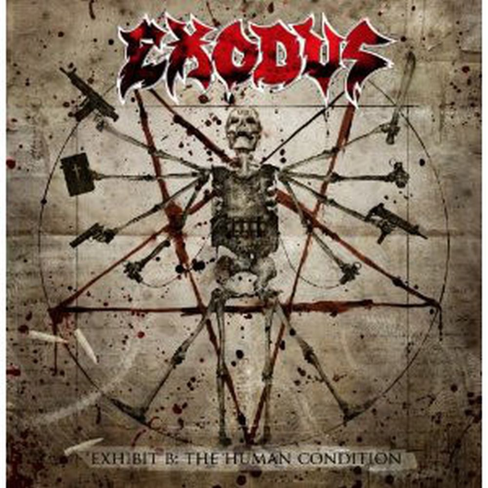 Exodus - Exhibit B: The Human Condition - CD - New