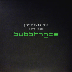 Joy Division - Substance 1977-1980 (2015 180g 2LP reissue w. 2 extra tracks) - Vinyl - New