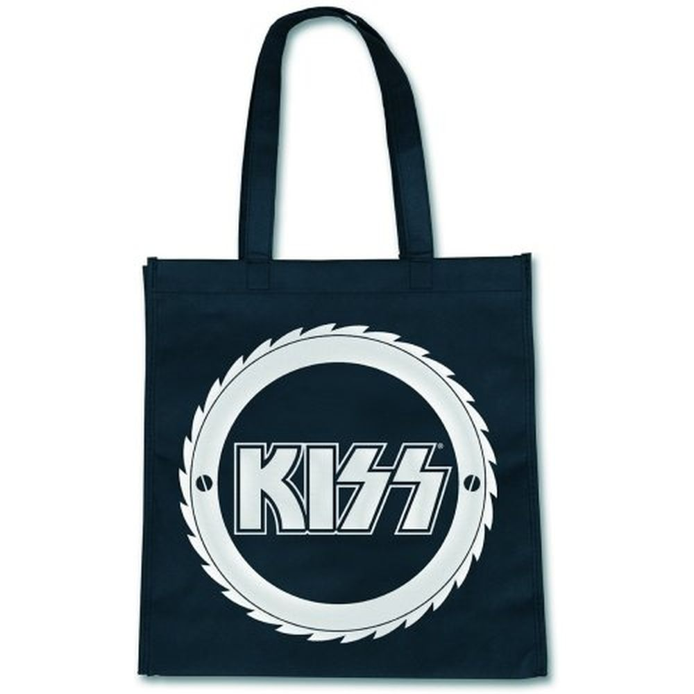 Kiss - Tote Bag (Logo Eco Bag)
