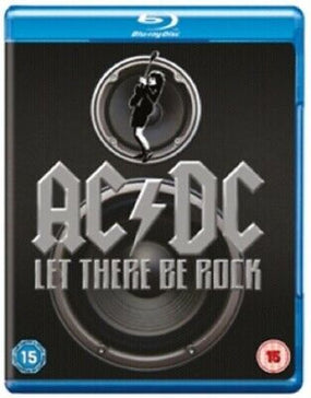 ACDC - Let There Be Rock (RB) - Blu-Ray - Music
