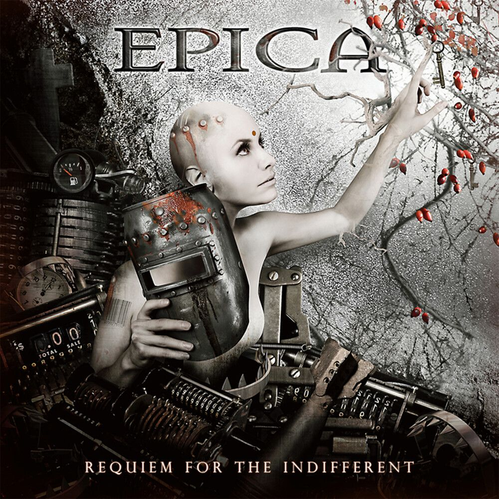 Epica - Requiem For The Indifferent (U.S. w. bonus track) - CD - New
