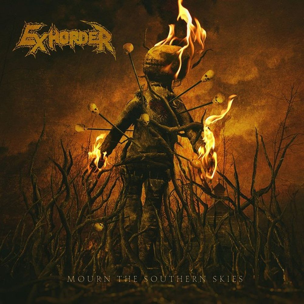 Exhorder - Mourn The Southern Skies (U.S.) - CD - New