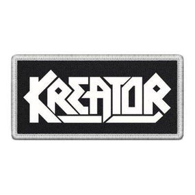Kreator - Logo Sew-On Patch