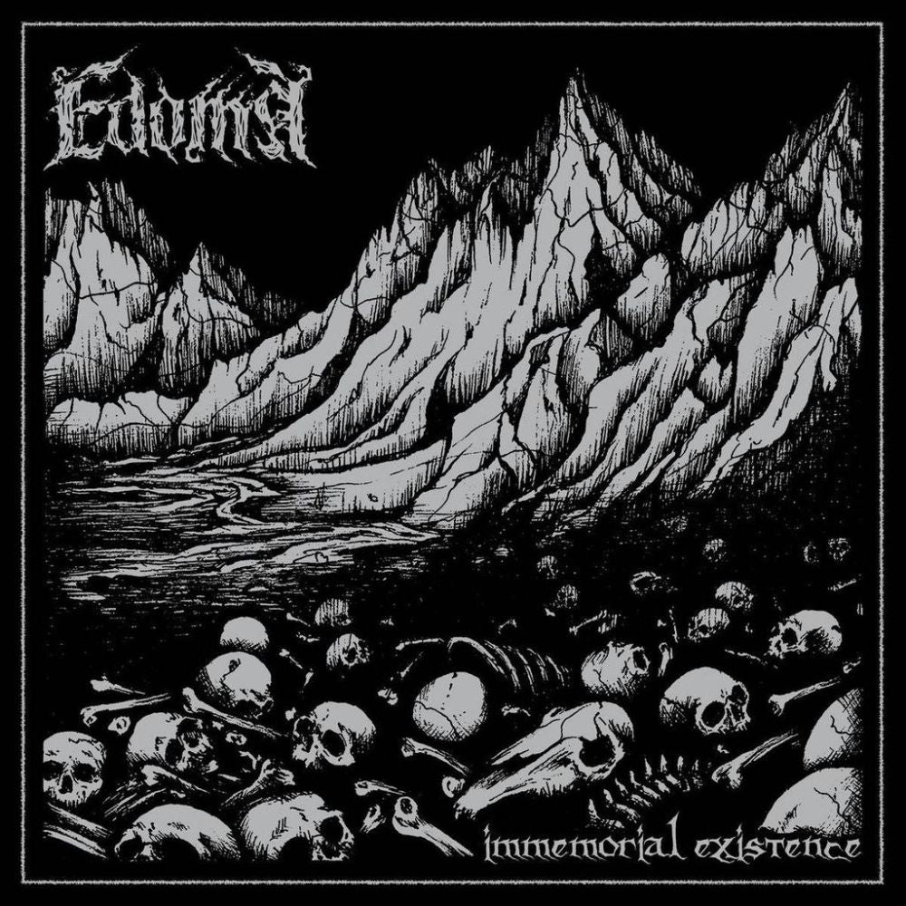 Edoma - Immemorial Existence (w. slipcase) - CD - New