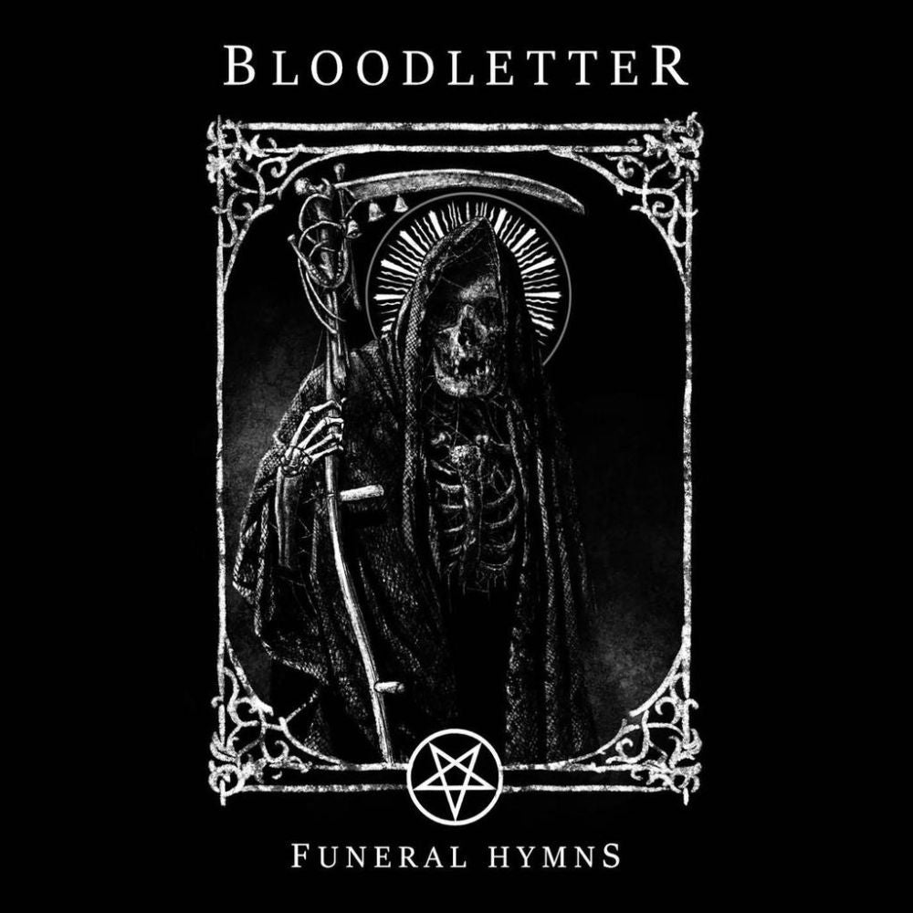 Bloodletter - Funeral Hymns (w. slipcase) - CD - New