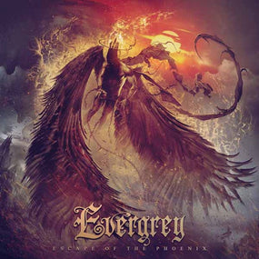 Evergrey - Escape Of The Phoenix - CD - New