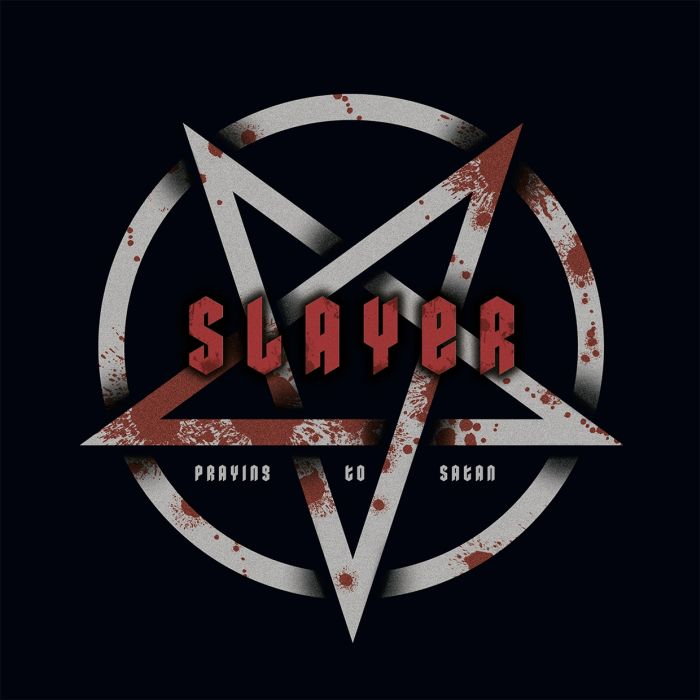 Slayer - Praying To Satan (Ltd. Ed. 2LP Red Vinyl gatefold) - Vinyl - New