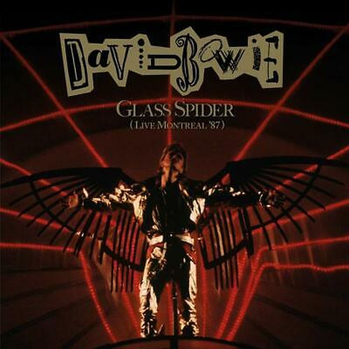 Bowie, David - Glass Spider (Live Montreal '87) (2019 2CD reissue) - CD - New
