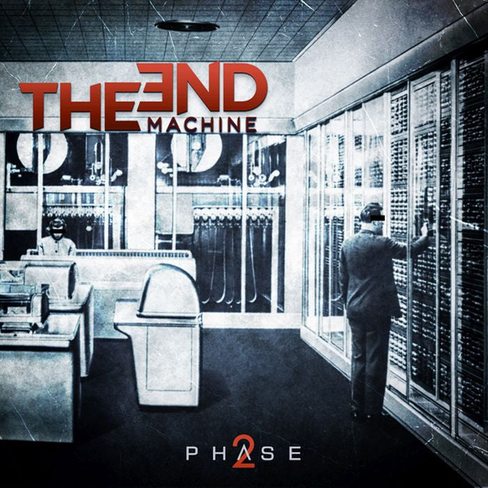 End Machine - Phase 2 (IMPORT) - CD - New