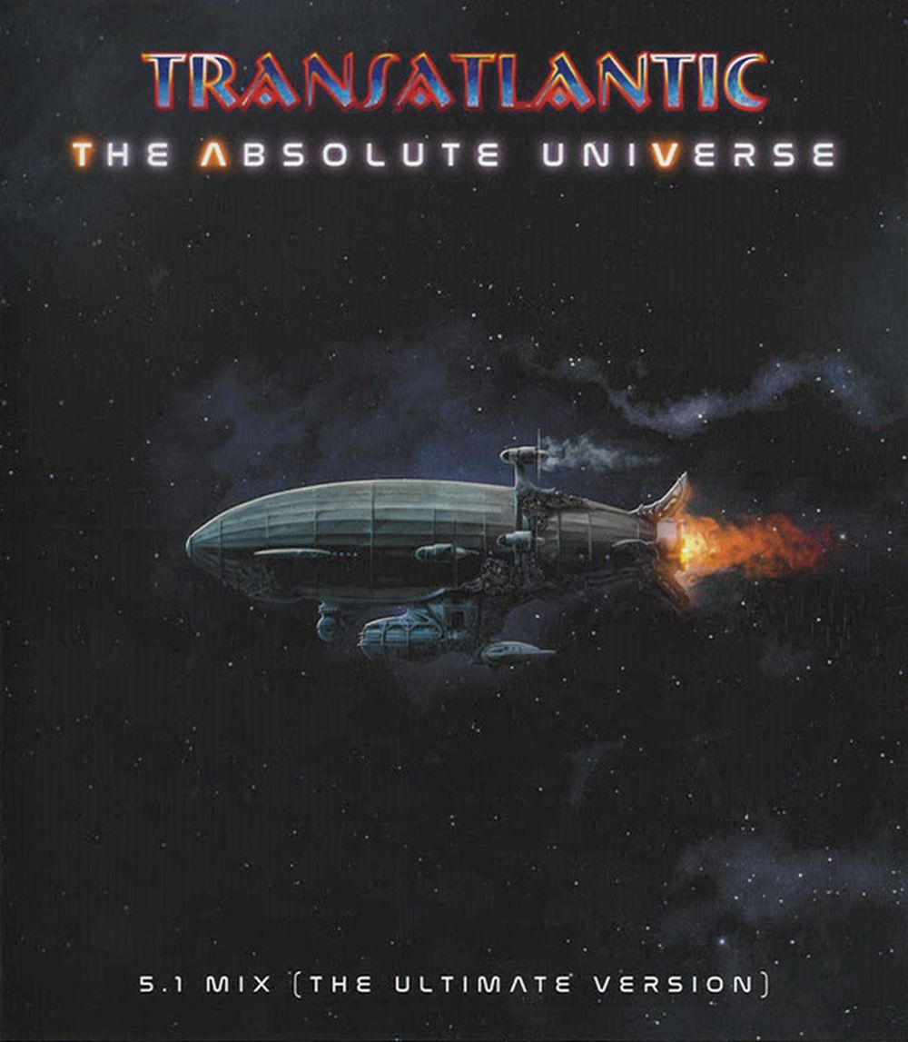 Transatlantic - Absolute Universe, The: 5.1 Mix (The Ultimate Version) (RA/B/C) - Blu-Ray - Music
