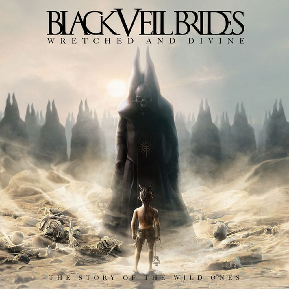 Black Veil Brides - Wretched And Divine - The Story Of The Wild Ones - CD - New