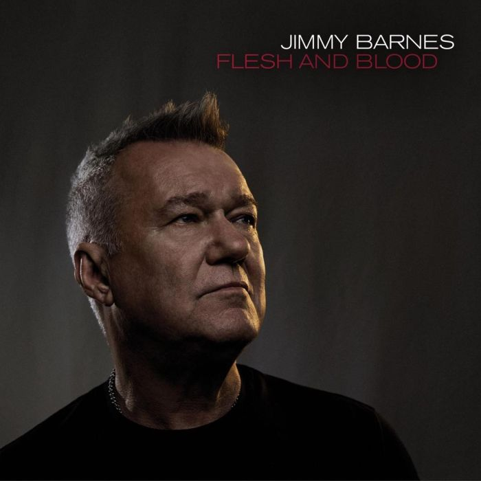 Barnes, Jimmy - Flesh And Blood - CD - New - PRE-ORDER