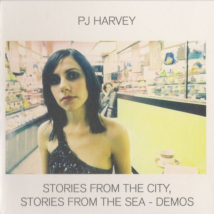 Harvey, PJ - Stories From The City, Stories From The Sea - Demos - CD - New