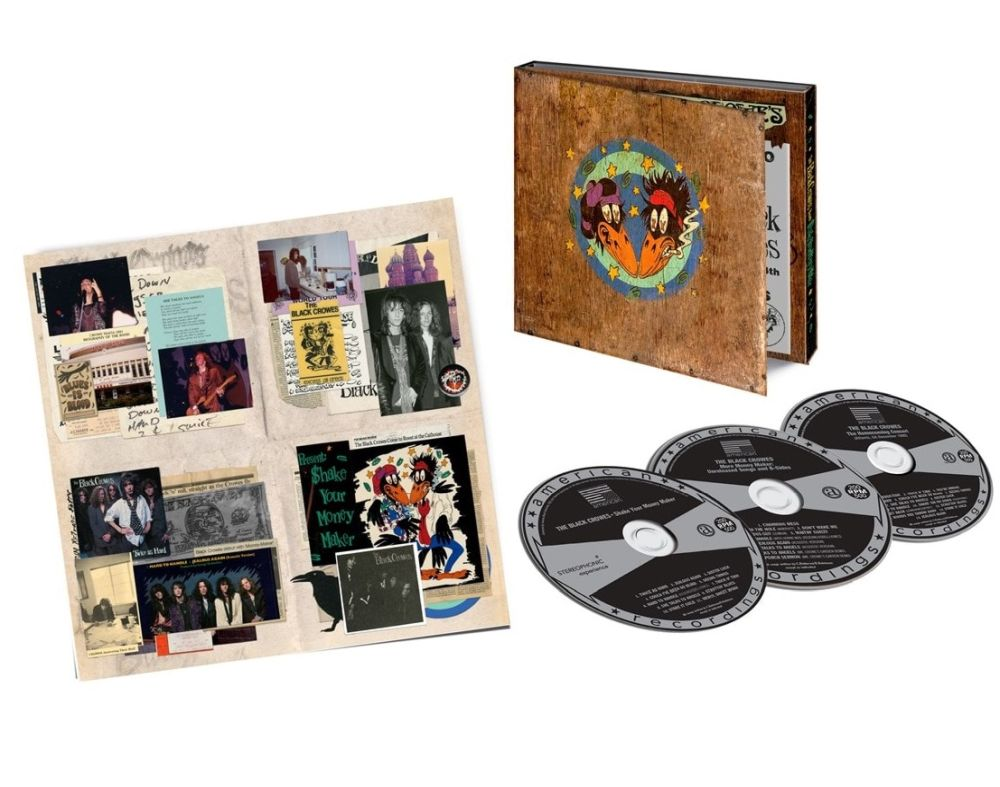 Black Crowes - Shake Your Money Maker (30th Ann. Deluxe Ed. 3CD) - CD - New