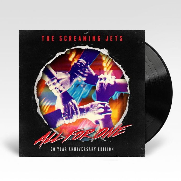Screaming Jets - All For One - 30 Year Anniversary Edition - Vinyl - New - PRE-ORDER