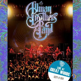 Allman Brothers Band - Live At Great Woods, Sept 6 1991 (R0) - DVD - Music