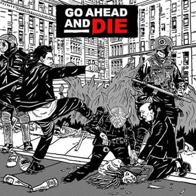 Go Ahead And Die - Go Ahead And Die - CD - New - PRE-ORDER