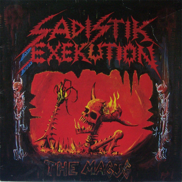 Sadistik Exekution - Magus, The - CD - New
